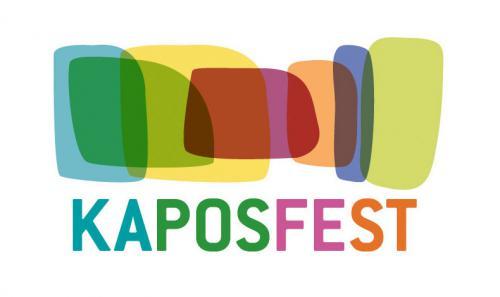 Kaposfest plakát