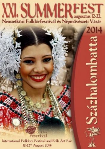 Summerfest plakát