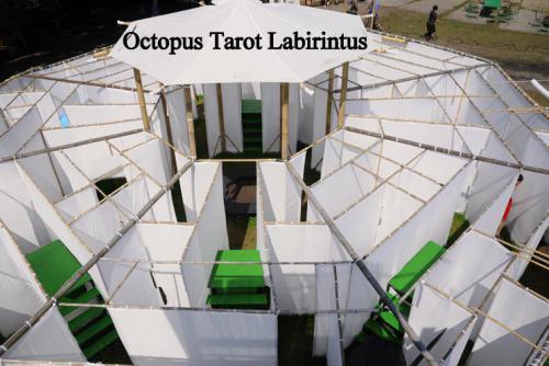 Octopus Tarot Labirintus