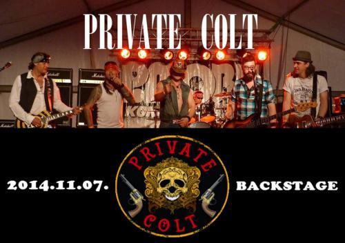 Private Colt plakát