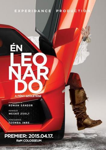 Én, Leonardo plakát