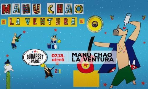 Manu Chao plakát