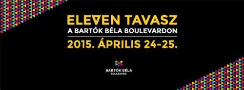 Eleven Tavasz plakát