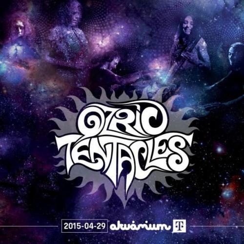 Ozric Tentacles plakát