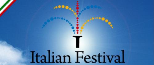 Olasz Fesztivál plakát