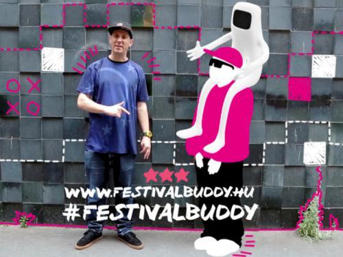 #festivalbuddy
