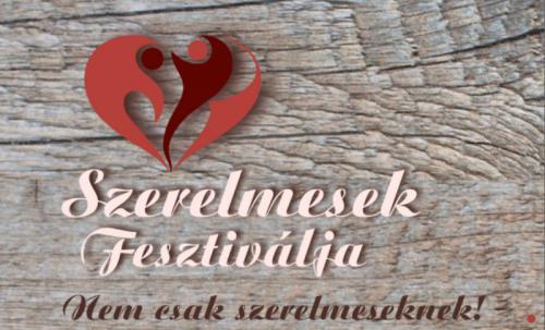 Szerelmesek Fesztiválja plakát