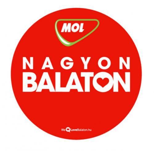 MOL Nagyon Balaton logó