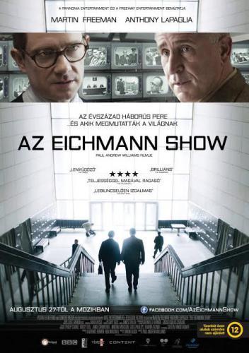 Az Eichman Show plakát