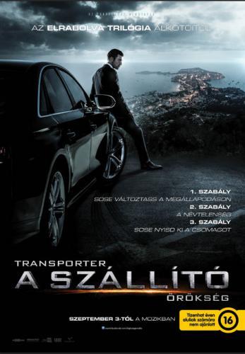 A szállító plakát