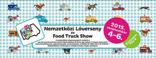 Food Truck Show plakát
