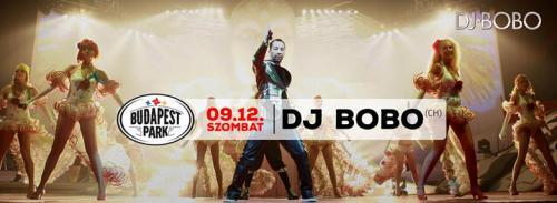 DJ BoBo plakát