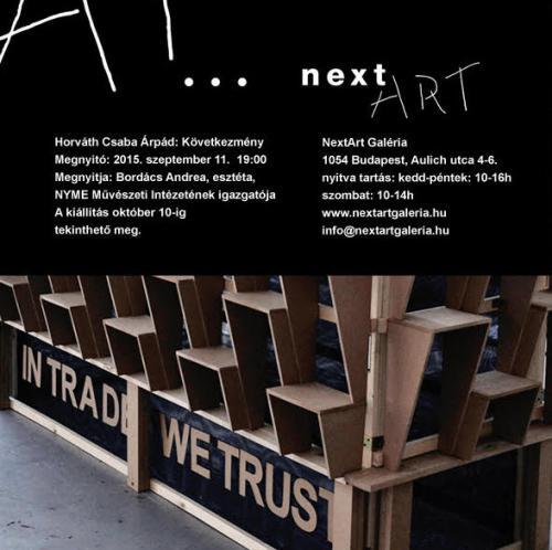 NextArt plakát