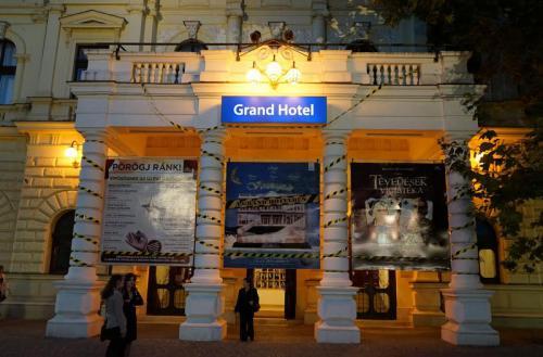 Grand Hotel Békéscsabán