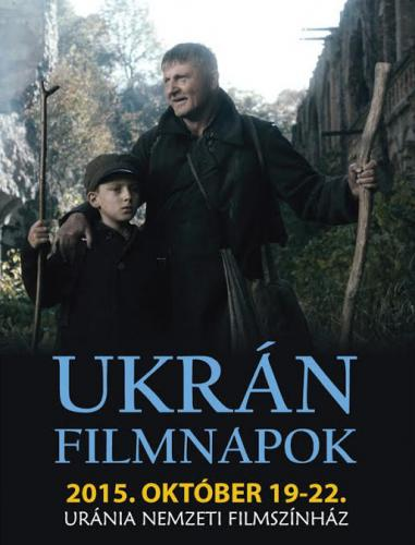 Ukrán Filmnapok plakát
