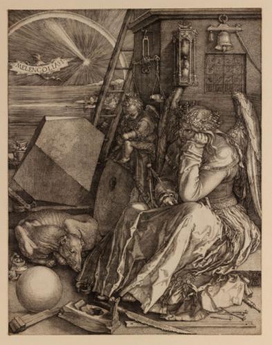 Albrecht Dürer: Melencolia I, 1514
