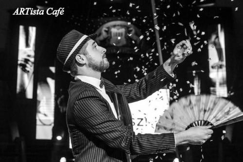 ARTista Café jelenet