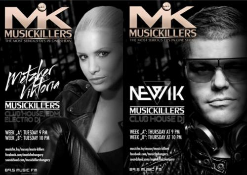 Music Killers Dj-k