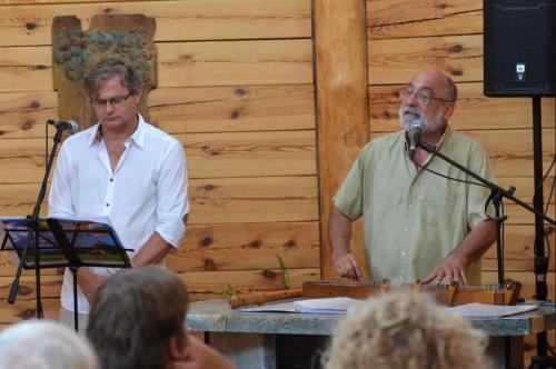 Rátóti Zoltán és Gryllus Dániel