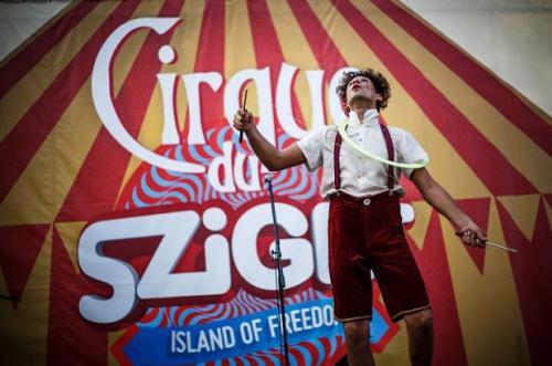 Cirque du Sziget