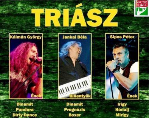 Triász plakát