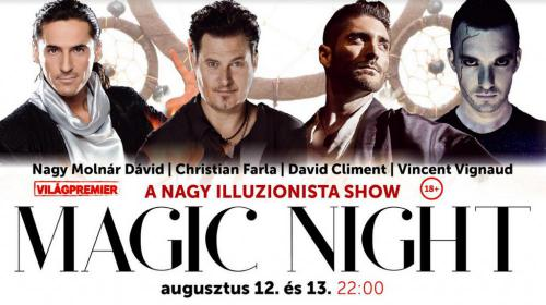 Magic Night plakát