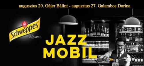 JazzMobil plakát