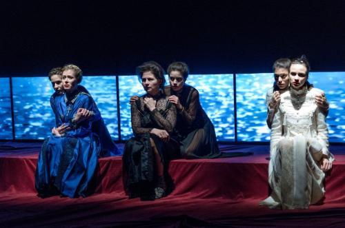Jelenet (Vörösmarty Színház fotó)