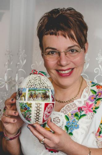Zsigóné Kati (fotó Vörös László)