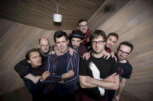 Kéknyúl zenekar