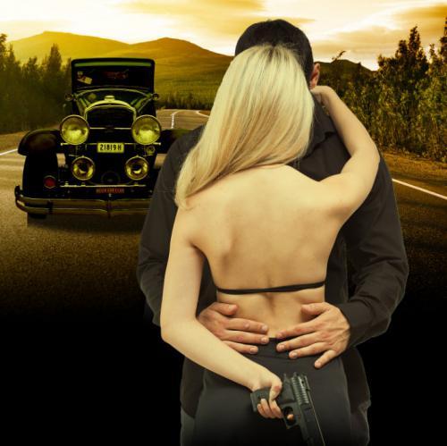 Bonnie és Clyde plakát