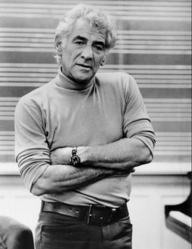 Leonard Bernstein Office