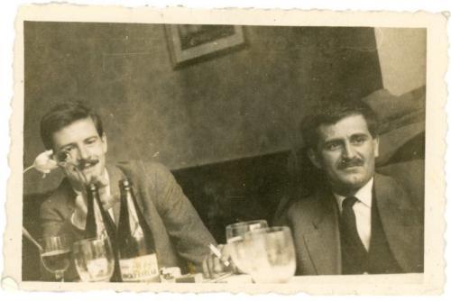 Csernus Tibor és Juhász Ferenc