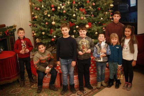 A nagyszalontai gyerekek (fotó: Ignácz Bence, A-TEAM)