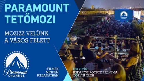 Paramount Tetőmozi plakát