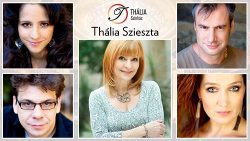 Thália Szieszta, plakát