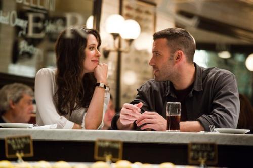Rebecca Hall és Ben Affleck a Tolvajok városa c. filmben