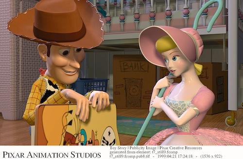 Woody, a szerelmes sheriff