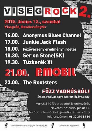 VisegRock plakát