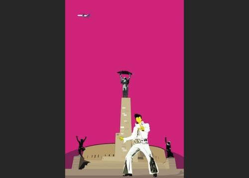 Weiler Péter: Szabadságszobor & Elvis