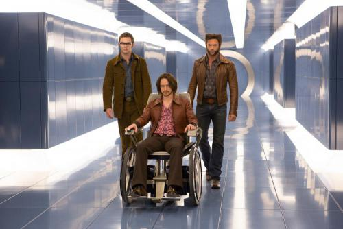 Részlet az X-Men - Az eljövendő múlt napjai c. filmből