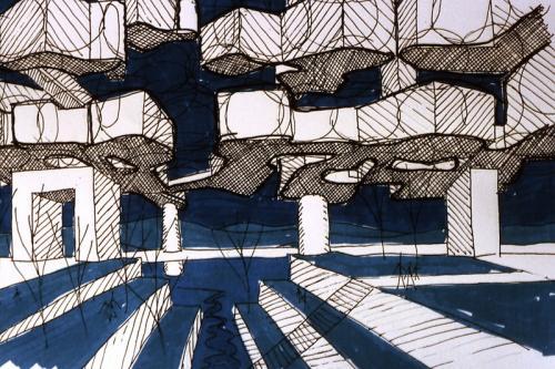 Yona Friedman: Ville Spatiale