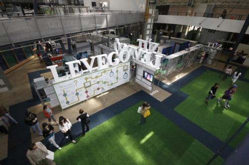 ZöldPont – élhető város a Millenárison c. kiállítás
